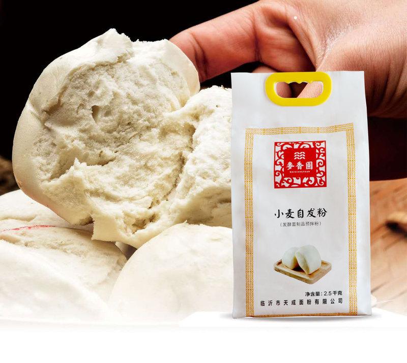 麦香园小麦自发粉-2kg